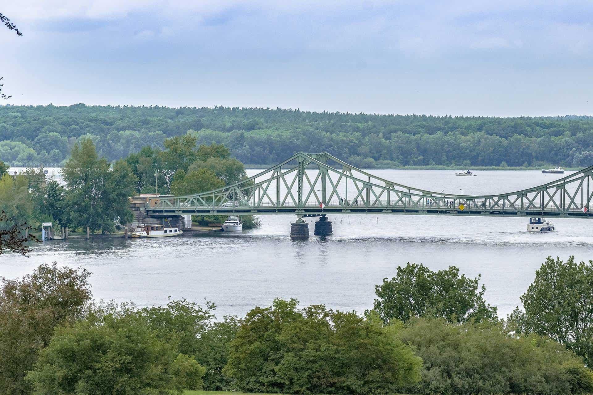 Glienicker Brücke, Potsdam
