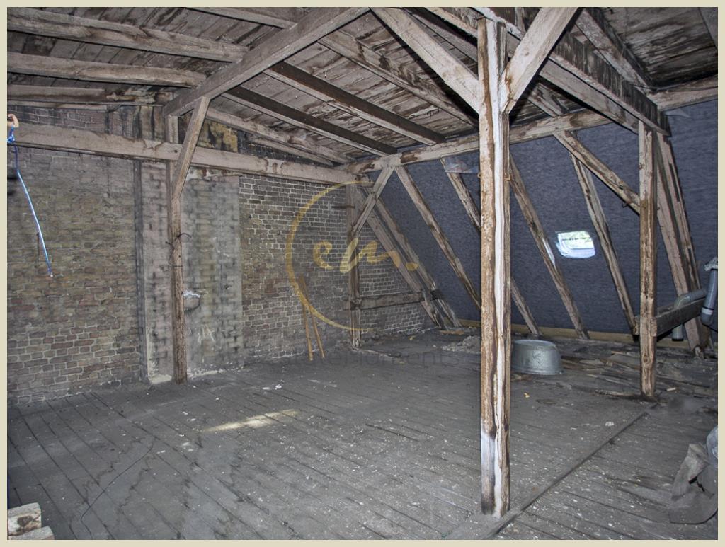 Aubaubares Dachgeschoss