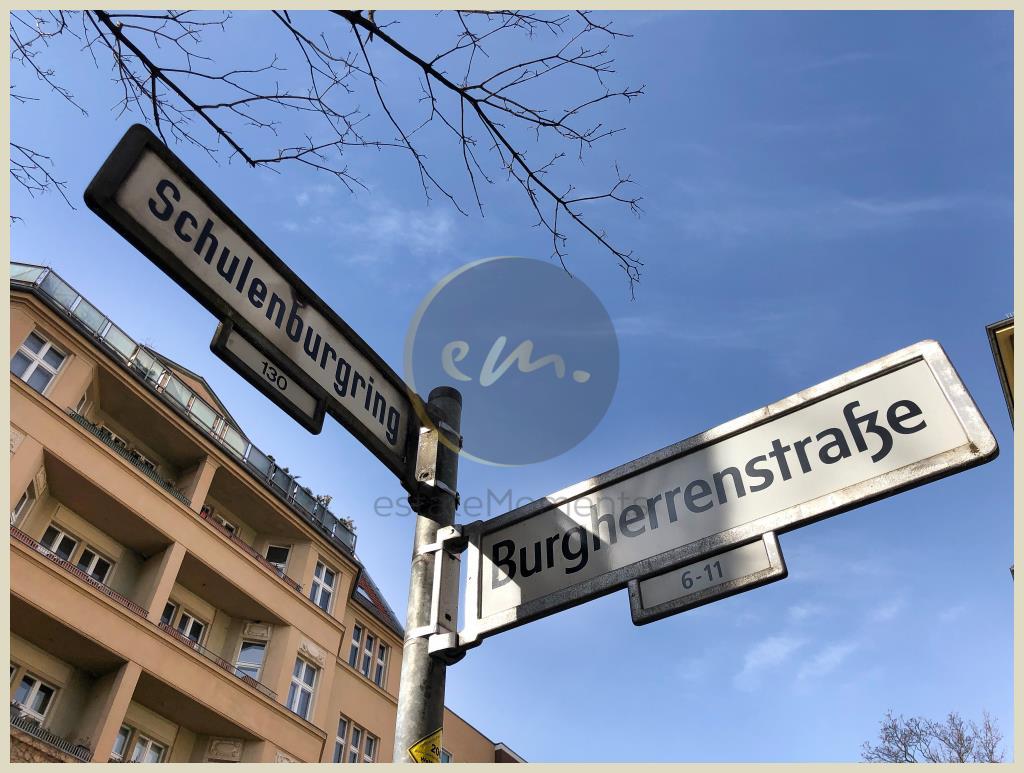 Straßenschild