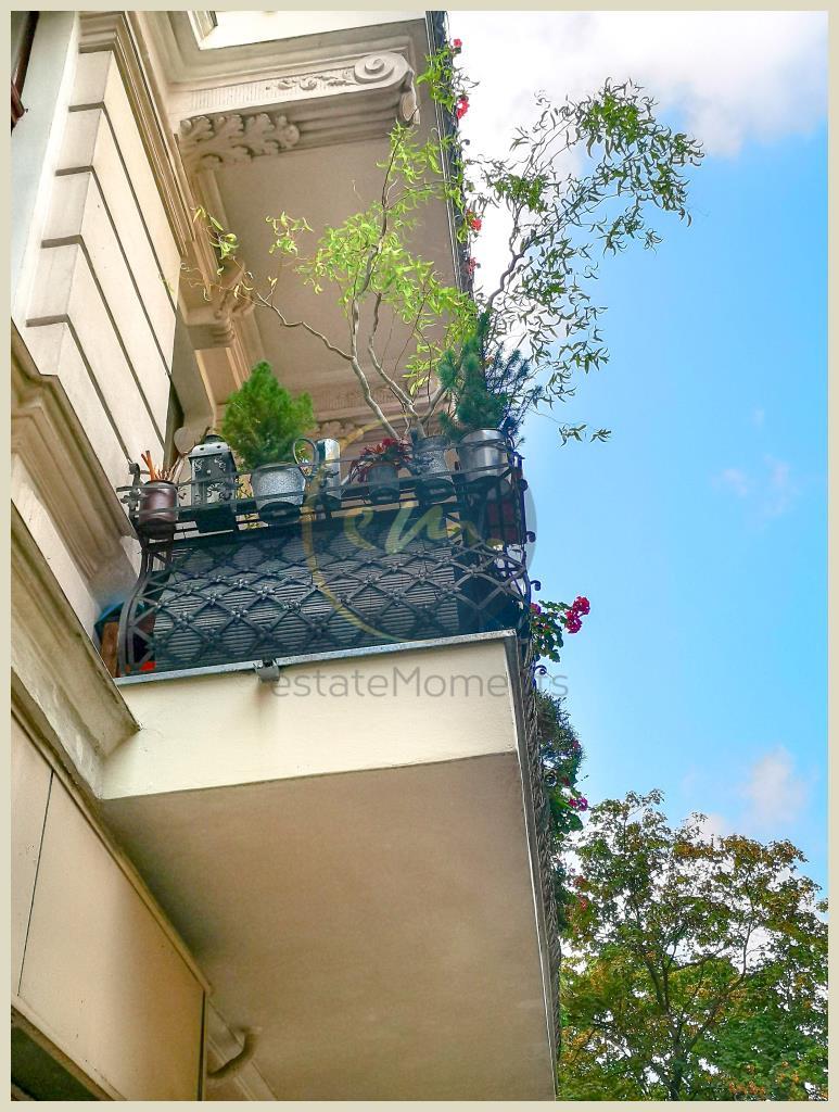 Balkon & Fassadenansicht