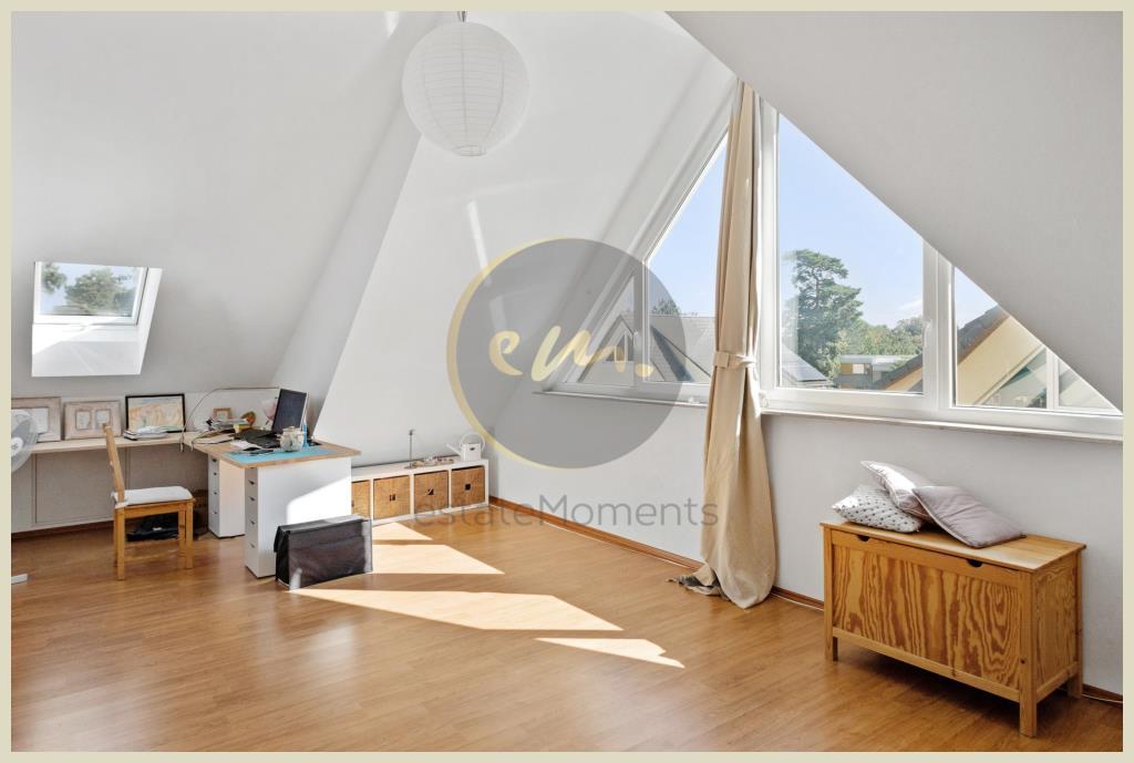 Studio (Dachgeschoss)