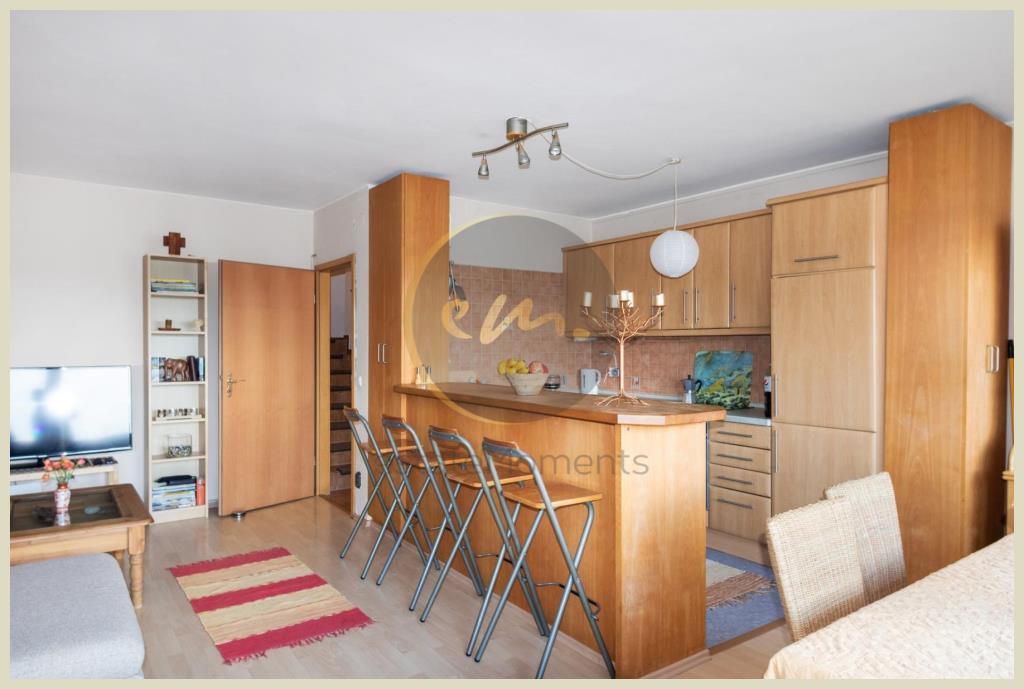 Küche (Zwischengeschoss)