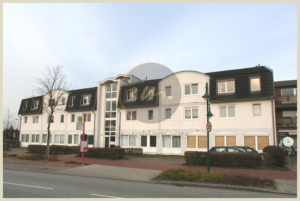 Neu Wulmstorf - 'Helle Dachgeschosswohnung' zur Eigennutzung oder Kapitalanlage