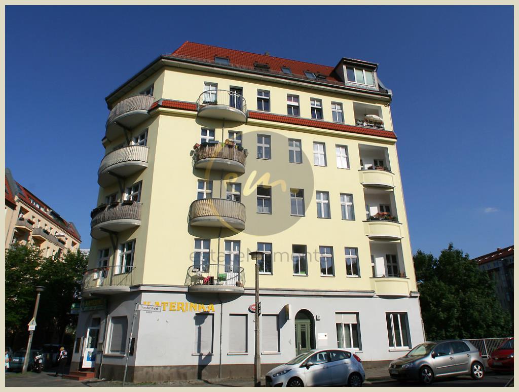 Berlin - 'Schöne Altbauwohnung nahe Helmholzplatz'