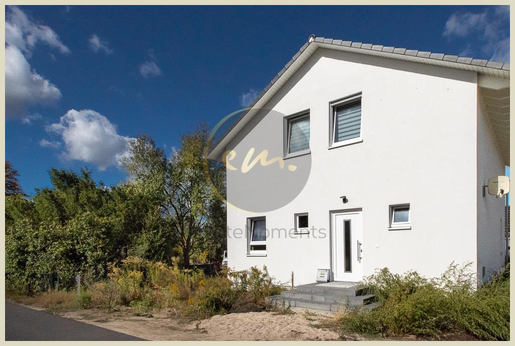 Ruhlsdorf - Neubau-Einfamilienhaus in familienfreundlicher, ruhiggelegener Umgebung