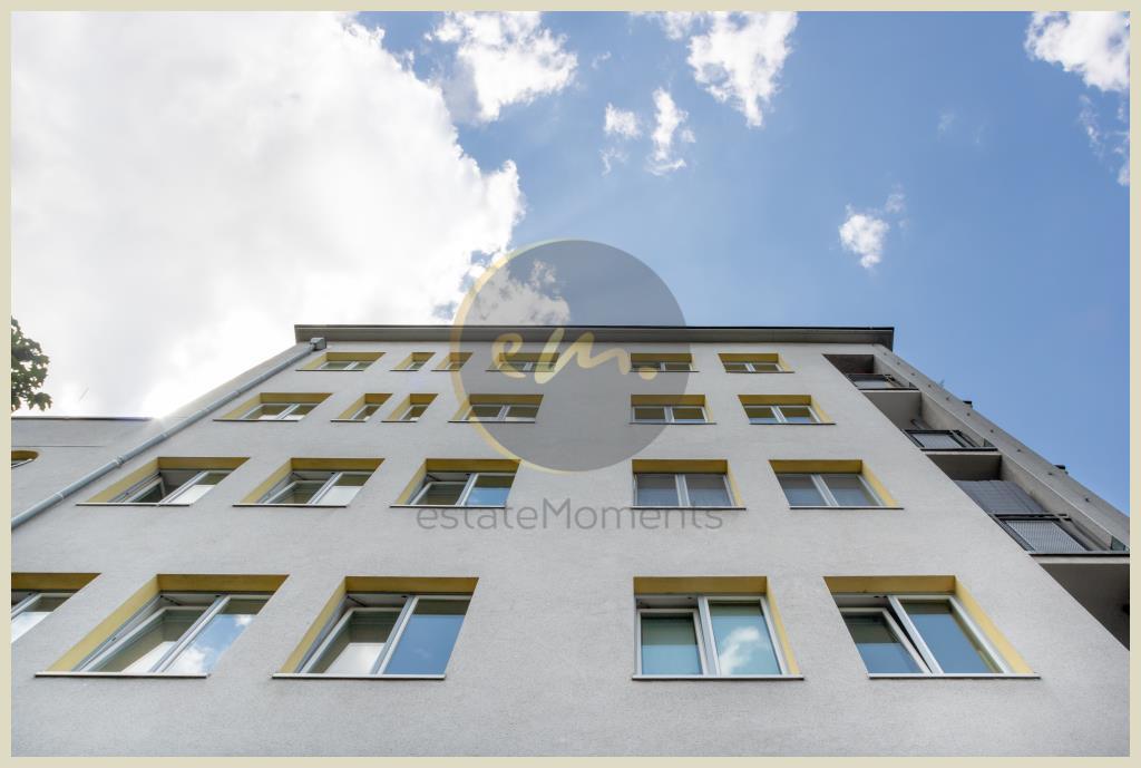 Berlin - Ruhige Etagenwohnung mit Südostausrichtung und Blick ins Grüne