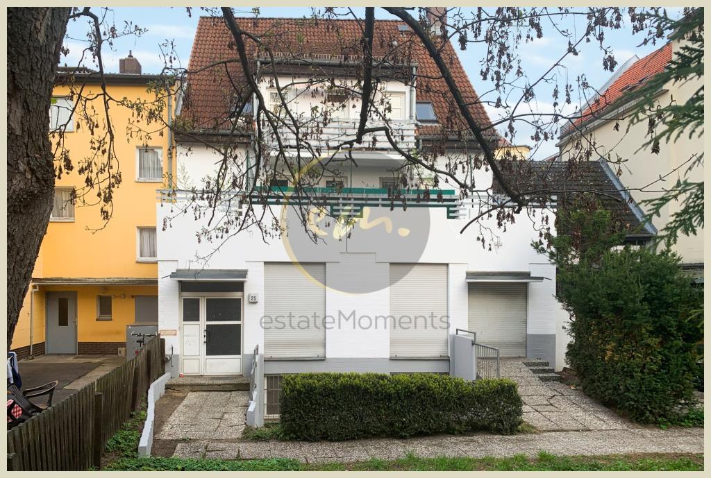 Berlin - Gewerbeeinheit zur Eigennutzung: Attraktives kleines Mehrfamilienhaus in der Spandauer Altstadt