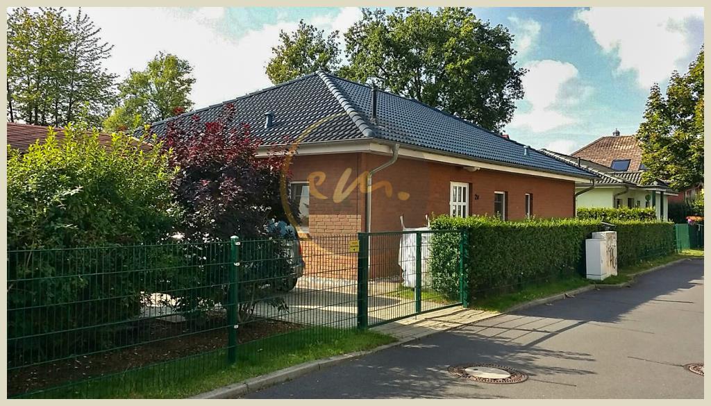 Hohen Neuendorf - Einfamilienhaus im Bungalowstil mit Garten in ruhiger Lage