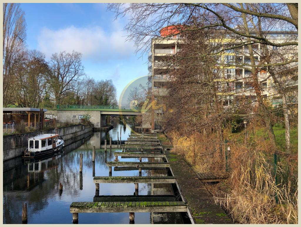 Berlin - Etagenwohnung mit Südostausrichtung und weitem Blick ins Grüne