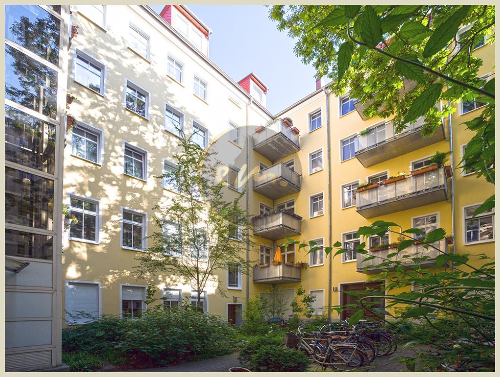 Berlin - Ruhig gelegene Altbauwohnung in Berlin-Friedrichshain: Gute Anbindung Nähe Treptower Park