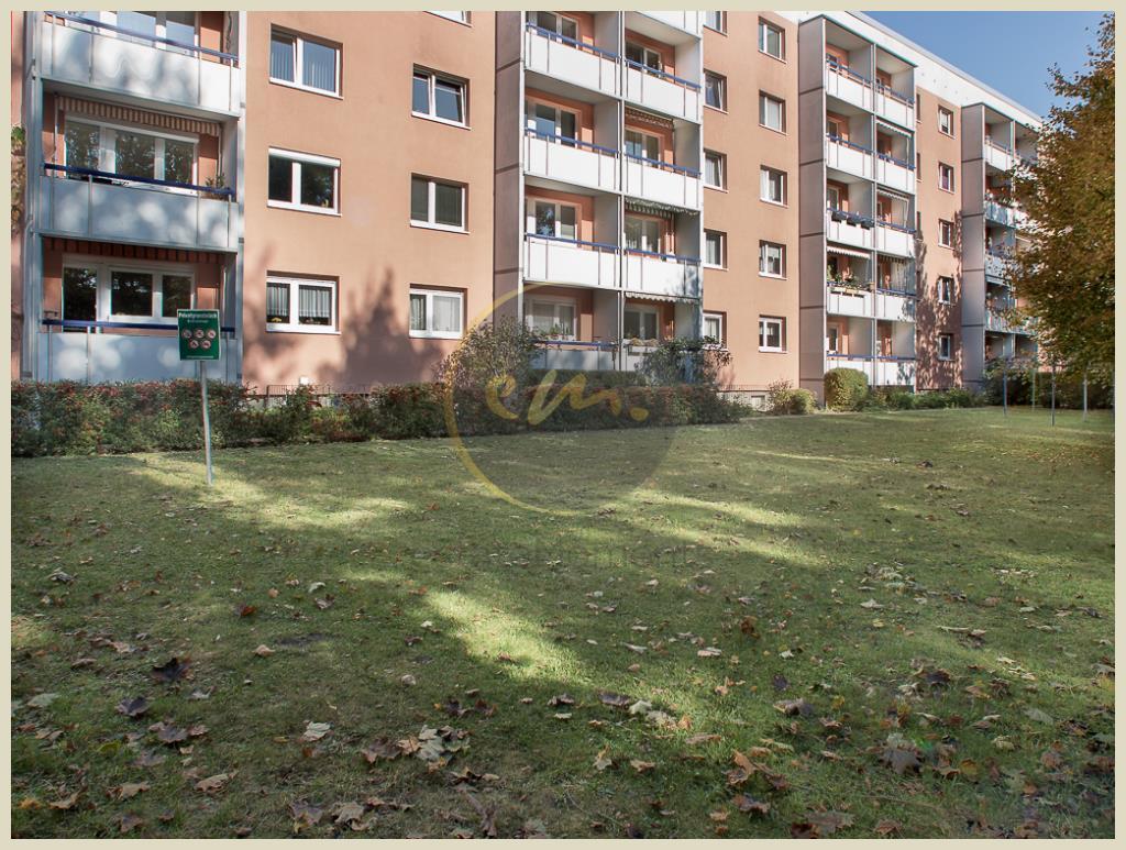 Potsdam - 3-Zimmer-Etagenwohnung in Potsdam-Stern, Balkon mit Südausrichtung