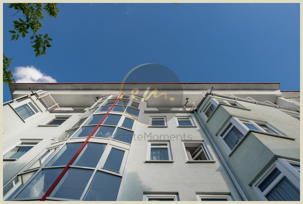 Potsdam - Maisonettewohnung in Potsdam: Balkon mit Südostausrichtung, viel Privatsphäre