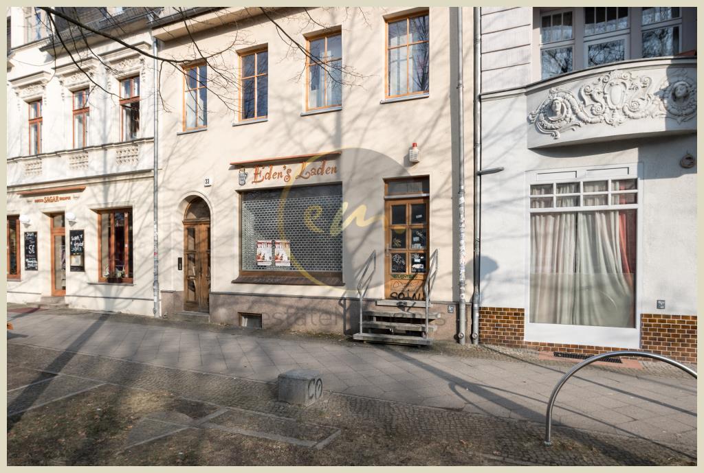 Potsdam - Potsdam-Babelsberg: Vielseitig nutzbares Ladengeschäft...