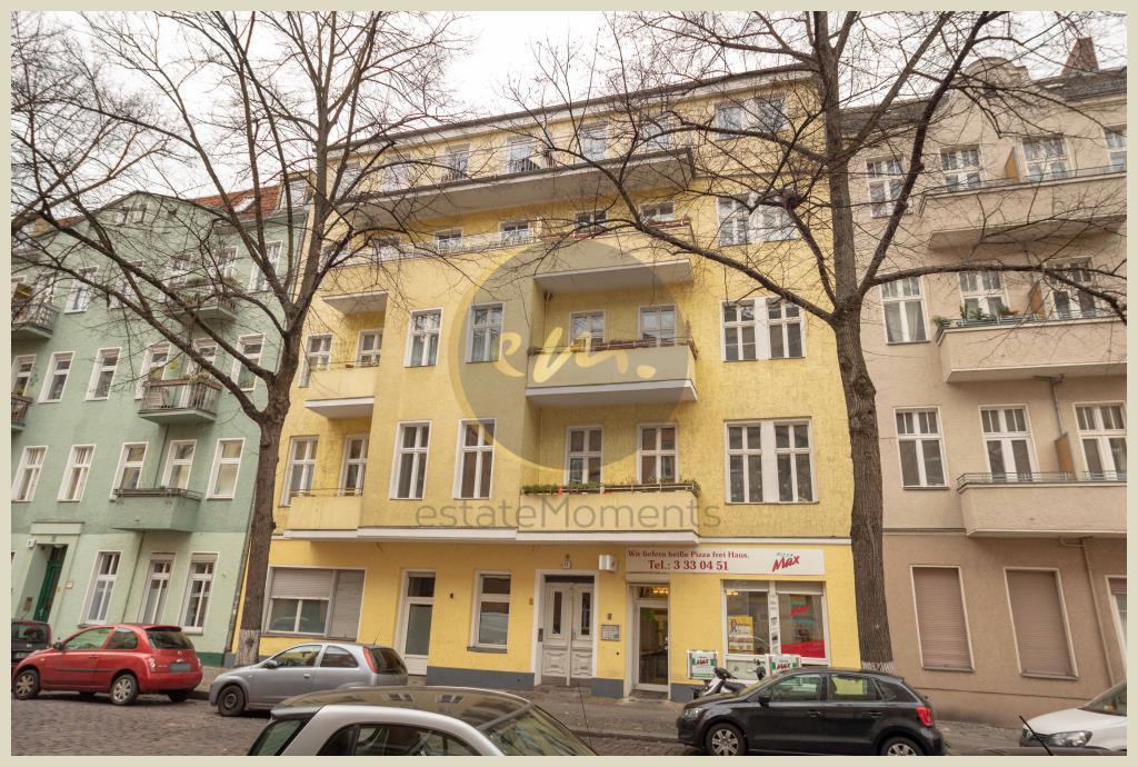 Berlin - Neubau im Altbau: Attraktive Dachgeschosswohnung mit Balkon in Berlin-Spandau