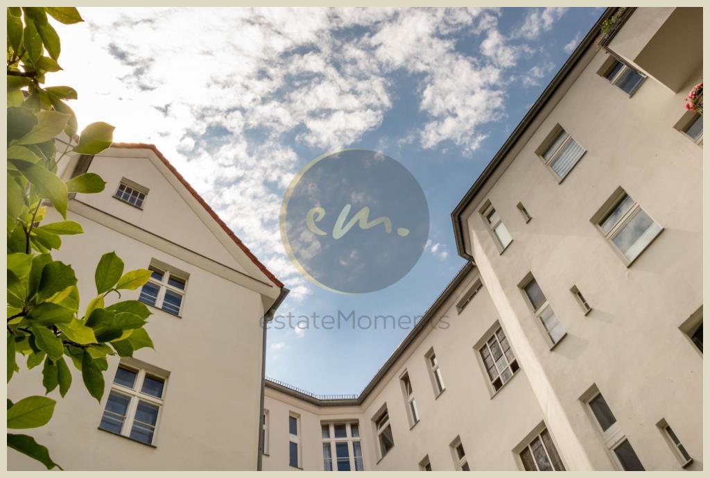 Berlin - Berlin-Tempelhof: Stilvolles Altbau-Mehrfamilienhaus in Toplage... (3,7 % Renditepotential)