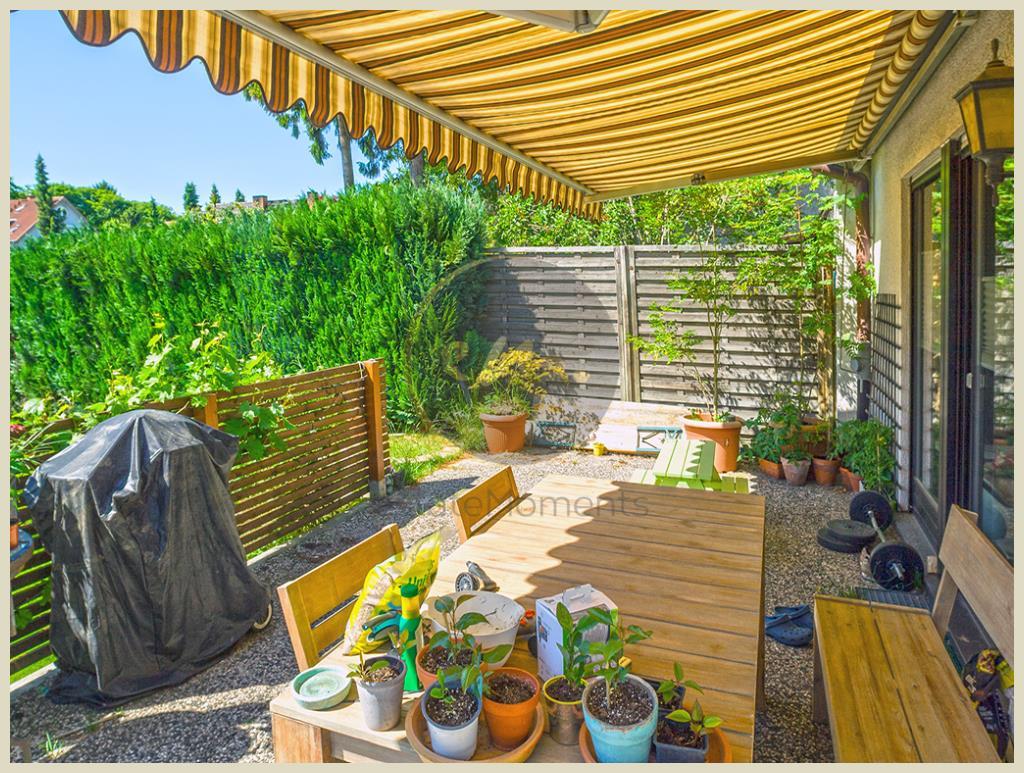 Berlin - Gute Raumaufteilung, großzügiger Garten, voll unterkellert...