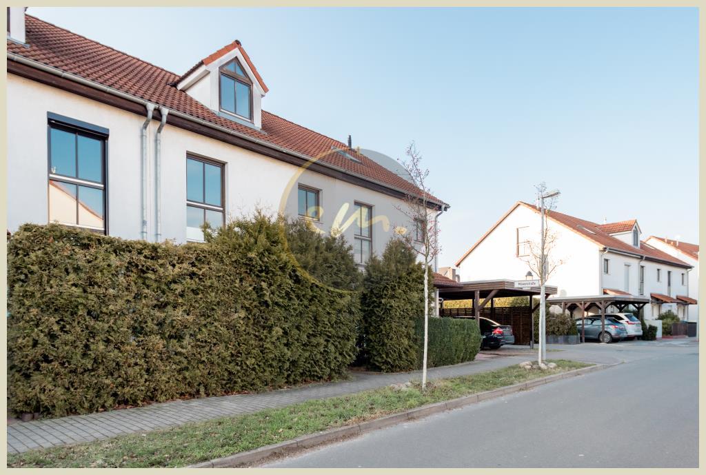 Falkensee - Attraktives Reihenmittelhaus in Falkensee: Ruhige Lage, Garten mit Privatsphäre