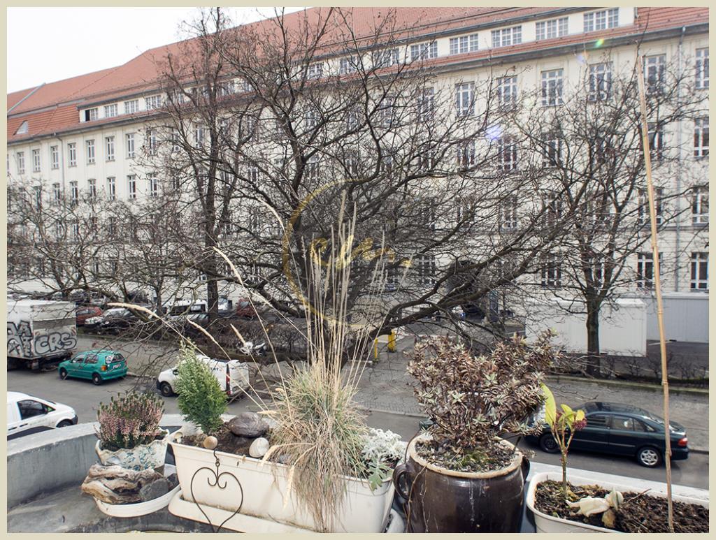 Berlin - Brüsseler Kiez: Sonnige Altbauwohnung in ruhiger Lage...