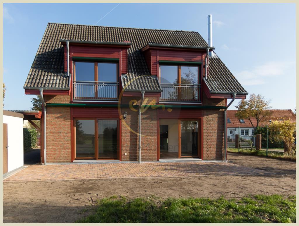 Rathenow - Modernes Einfamilienhaus nähe Hohennauener See, Garten mit Fernblick