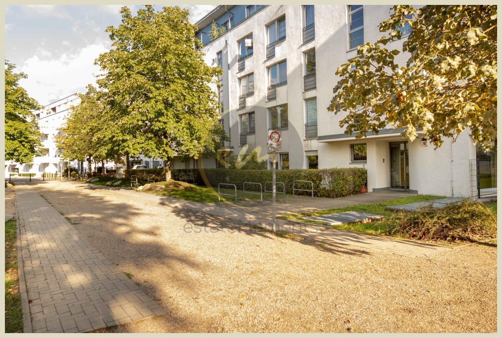 Berlin - Attraktive Erdgeschosswohnung in ruhiger Lage