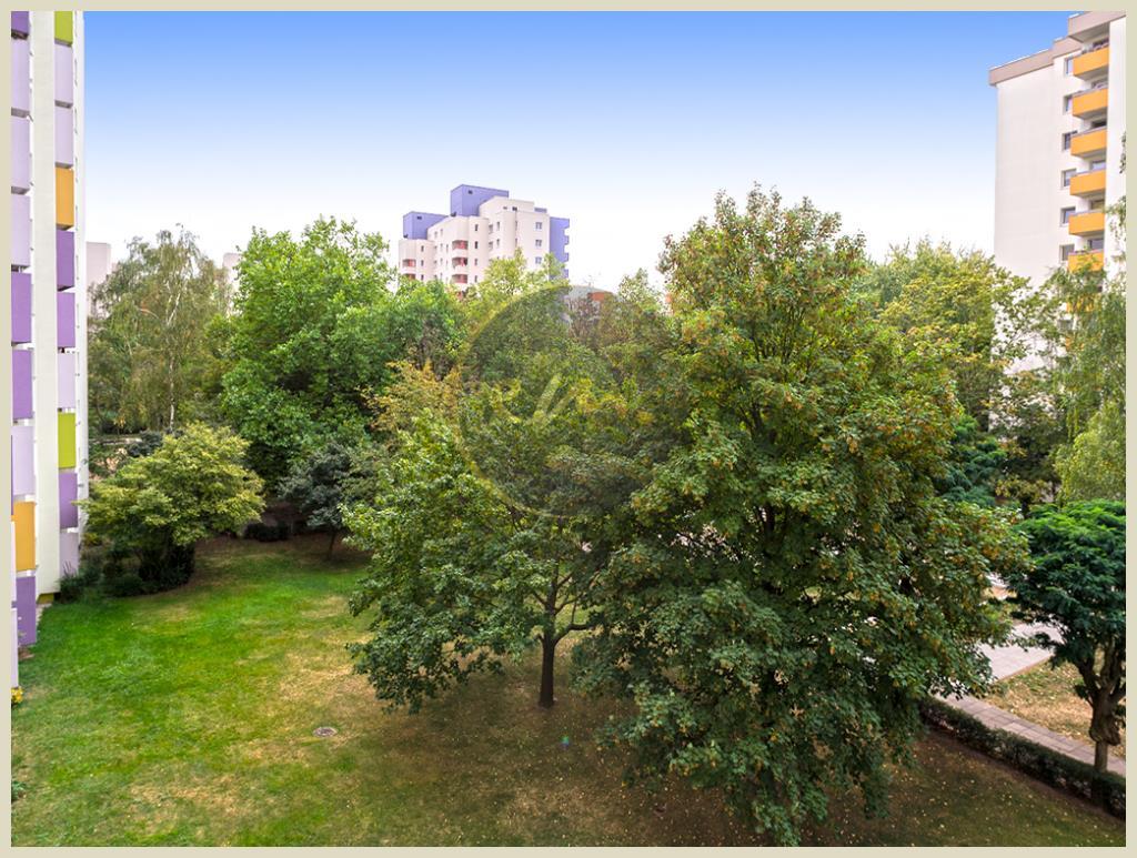 Berlin - Helle, großzügige Zwei- bis Zweieinhalbzimmerwohnung mit Parkettboden in Grünlage...