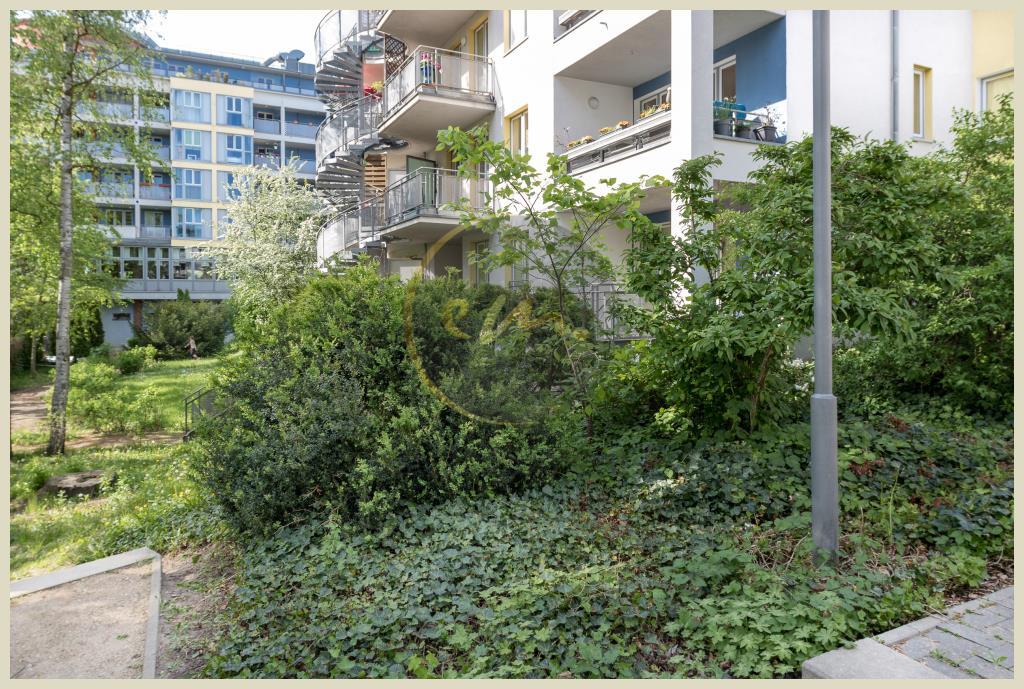 Berlin - Gut geschnittene Etagenwohnung mit Blick ins Grüne