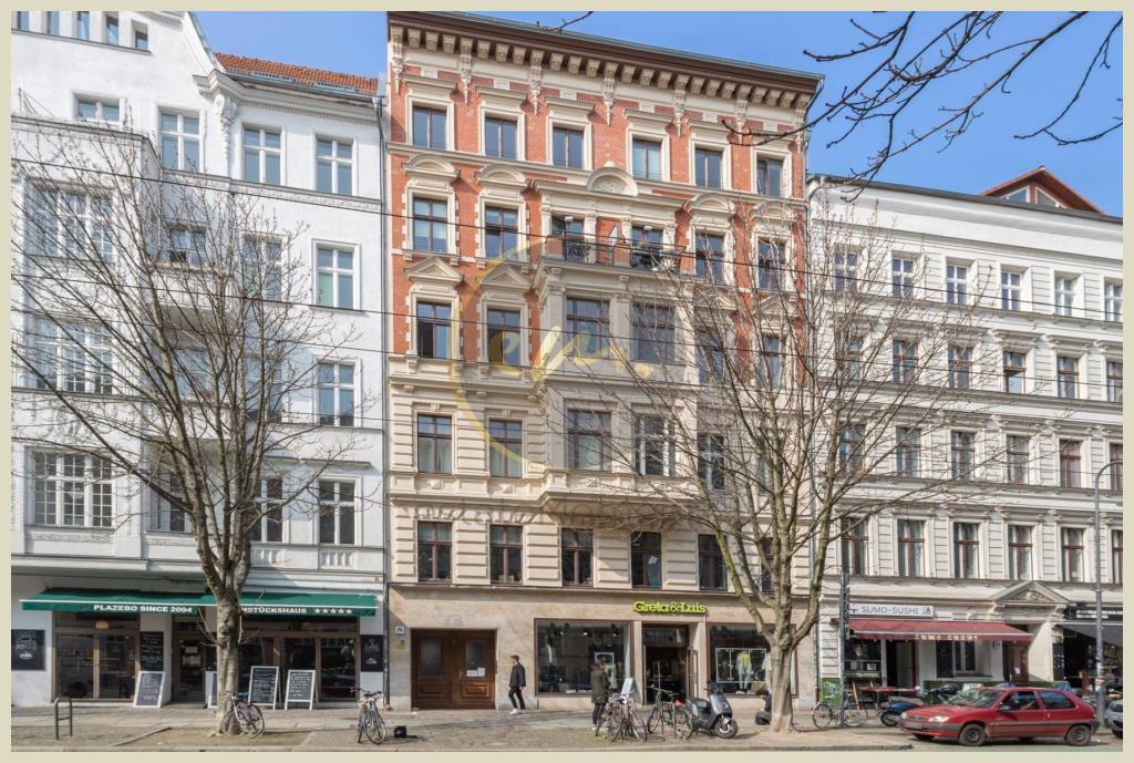 Berlin - Helle und moderne Citywohnung Nähe Zionskirchplatz