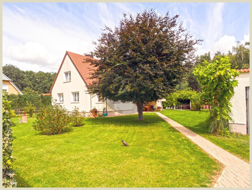 Ludwigsfelde - Teilmodernisierter Altbau, großes Grundstück, viel Neben- bzw. Abstellfläche...