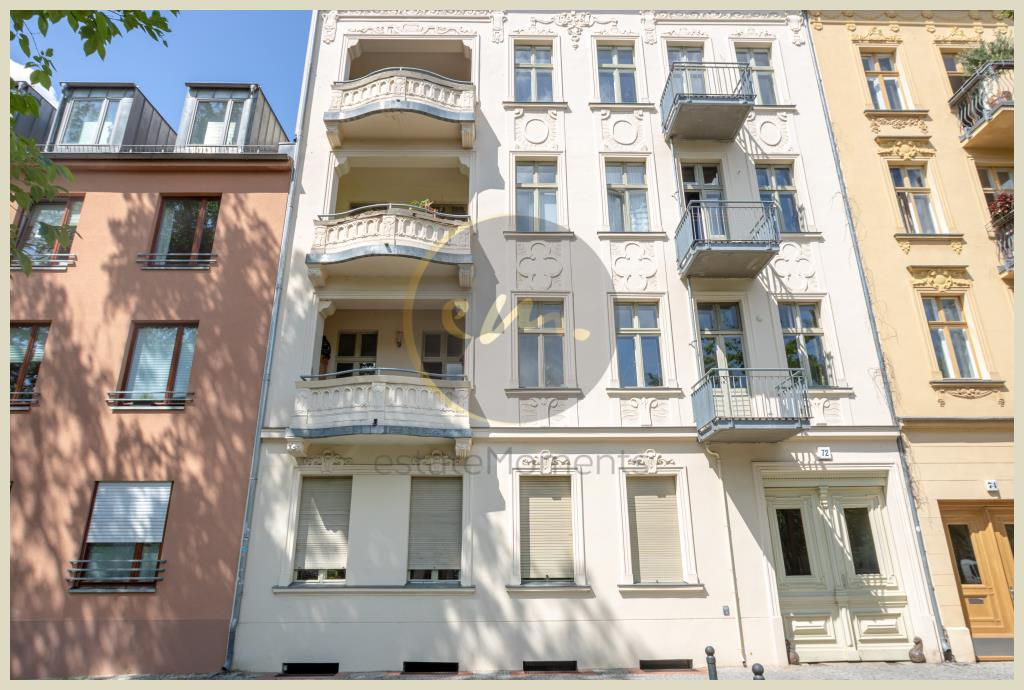 Potsdam - Sanierte Altbauwohnung mit Loggia und Balkon in Potsdam-Babelsberg